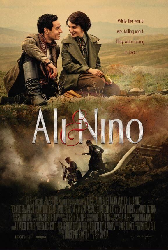 Ali and Nino (film) t2gstaticcomimagesqtbnANd9GcT1O3rLiiqRXmJL