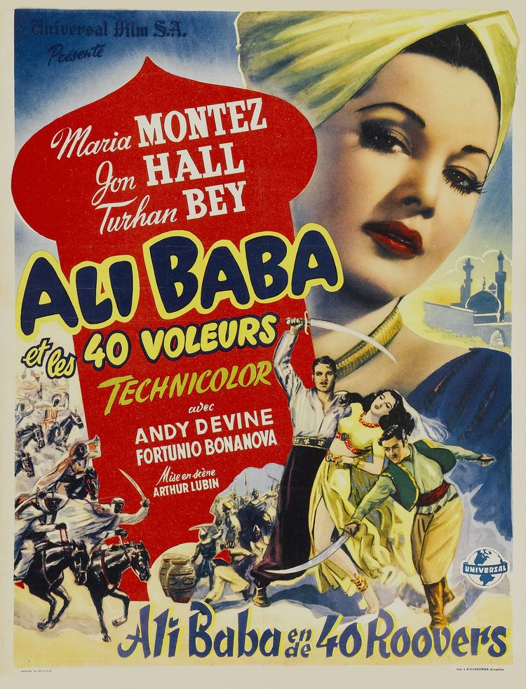 Ali Baba and the Forty Thieves (1944 film) Ali Baba and the Forty Thieves 1944