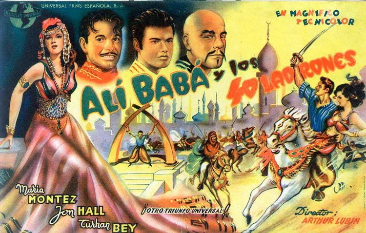 Ali Baba and the Forty Thieves (1944 film) Ali Baba and the Forty Thieves Photos Ali Baba and the Forty