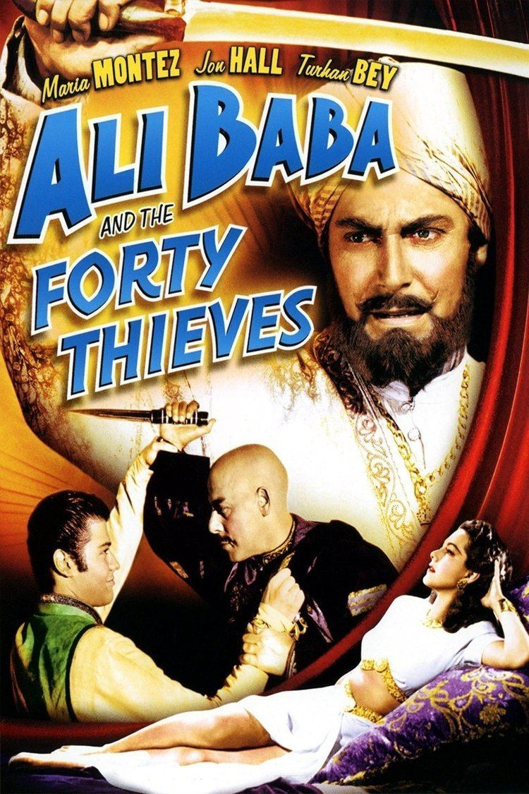 Ali Baba and the Forty Thieves (1944 film) wwwgstaticcomtvthumbmovieposters38896p38896