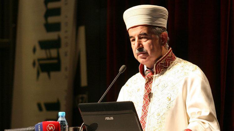Ali Bardakoğlu Bu dil Peygamber dili deil39 Al Jazeera Turk Ortadou Kafkasya