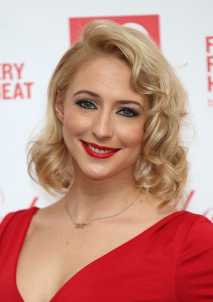 Ali Bastian Ali Bastian Pictures Arrivals at Roll Out the Red Ball