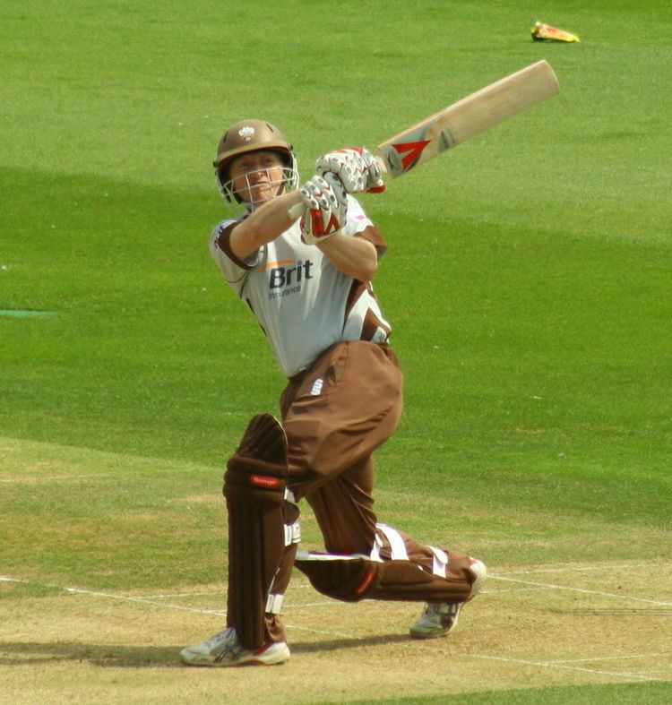 Ali Brown (Cricketer)