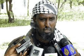 Ali Dhere Terror Free Somalia Foundation BREAKING Al Shabaab confirm its
