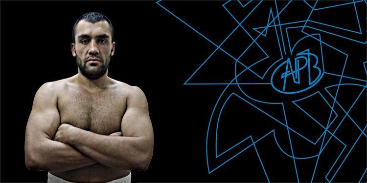 Ali Eren Demirezen Ali Eren DEMIREZEN AIBA Pro Boxing