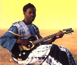 Ali Farka Touré African Music Encyclopedia Ali Farka Toure