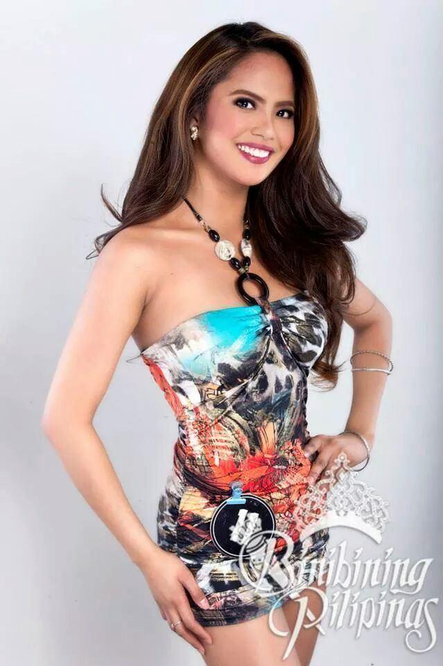 Ali Forbes Sunday Senti Specials 2012 Bb Pilipinas 1st Runnerup