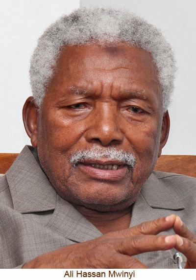 Ali Hassan Mwinyi Former Tanzanian leader Mwinyi to lead EAC Elections Observer