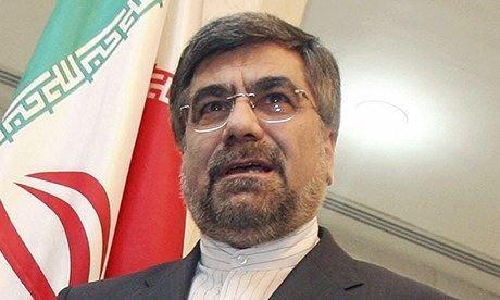 Ali Jannati Iran set to relax book censorship says culture minister