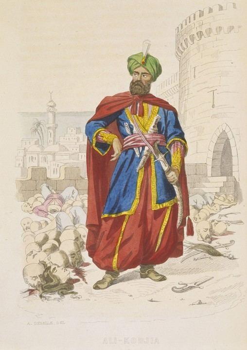 Ali Khodja
