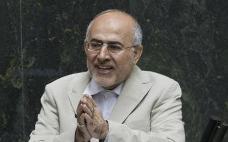 Ali Kordan Iran minister ousted for forged Oxford degree Telegraph
