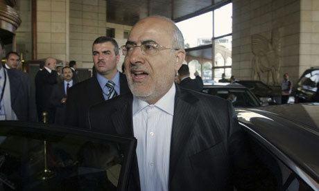Ali Kordan Ian Black in Tehran on what Ali Kordan39s faked degree