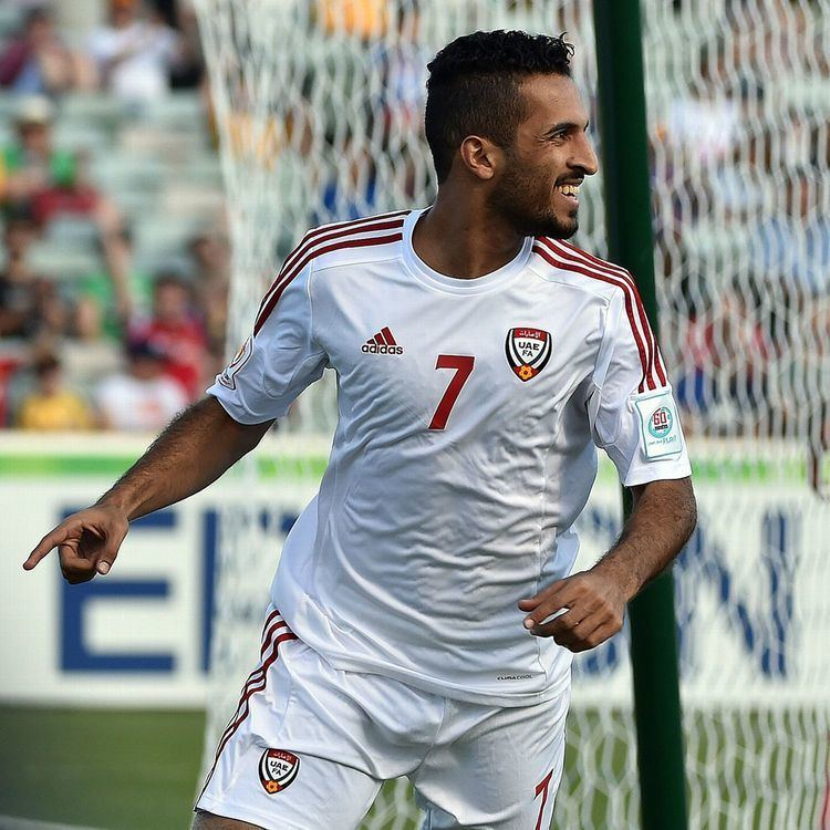 Ali Mabkhout Ali Mabkhout keen on transfer to La Liga or Premier League