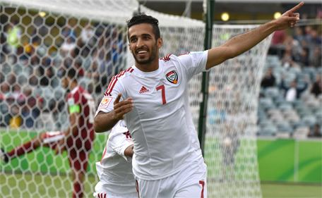 Ali Mabkhout What is going on with Middle Eastern Football Ahdaafme