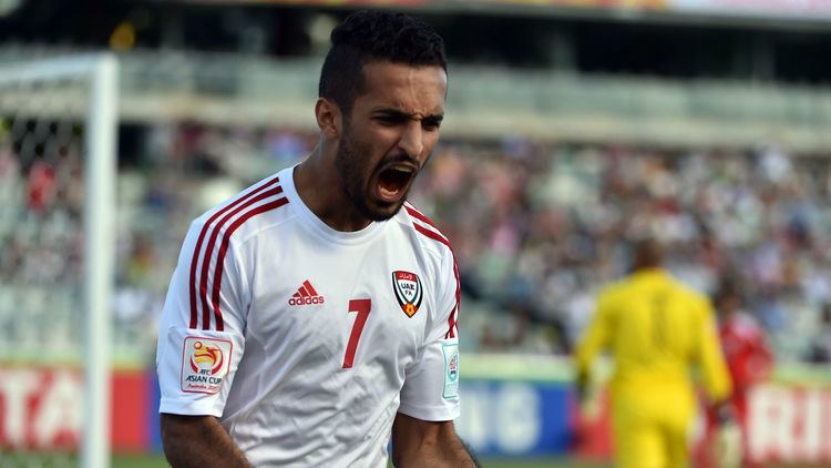 Ali Mabkhout Football Video Bahrain 1 UAE 2 Emiratis edge closer to