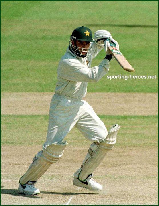 Ali Naqvi (cricketer) Ali Naqvi Test Record Pakistan