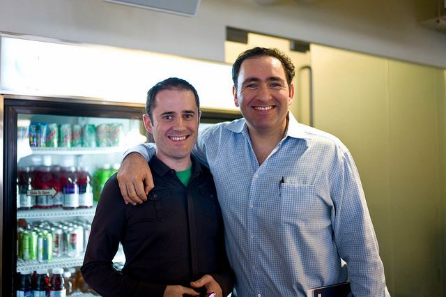 Ali Rowghani ExPixar And Twitter Exec Ali Rowghani Joins Y Combinator