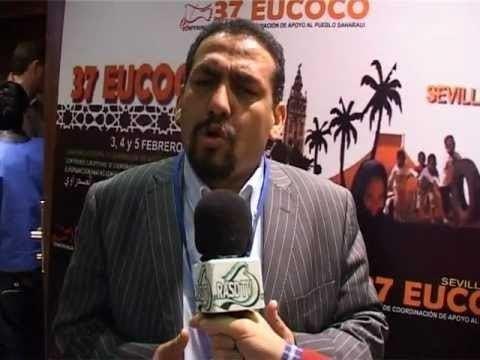 Ali Salem Tamek Ali Salem Tamek en la EUCOCO Sevilla 2012mpg YouTube