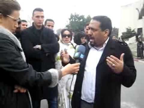 Ali Salem Tamek ali salem tamek france 24 YouTube