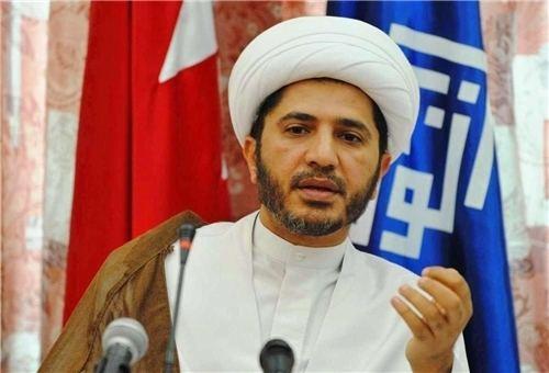Ali Salman Bahrain Shia opposition leader Ali Salman 39arrested39