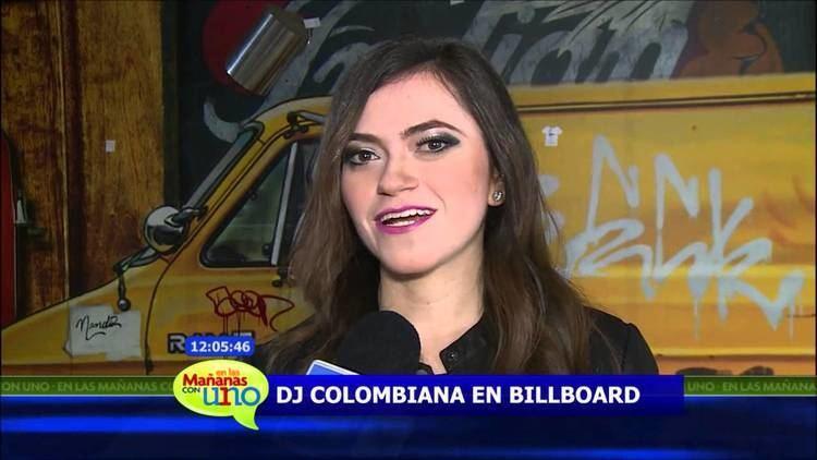 Ali Stone Ali Stone dj colombiana de talla internacional en los Billboard