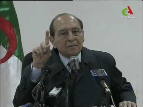 Ali Tounsi Assassinat de Ali Tounsi La version de Zerhouni YouTube