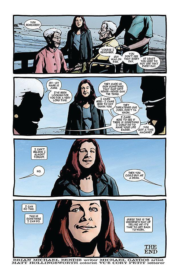 Alias (comics) Alias39 Jessica Jones Look Back At Marvel39s New Netflix Hero