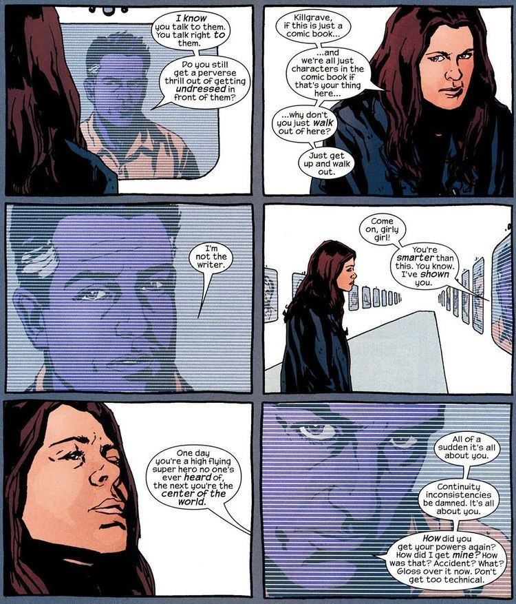 Alias (comics) Friday Recommendation Alias Multiversity Comics