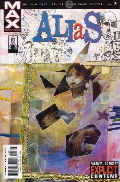 Alias (comics) Alias Volume Comic Vine