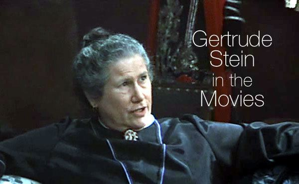 Alias French Gertie movie scenes How right or how wrong does it get when Gertrude Stein appears in the movies I had a second look at Woody Allen s Midnight in Paris and compared his