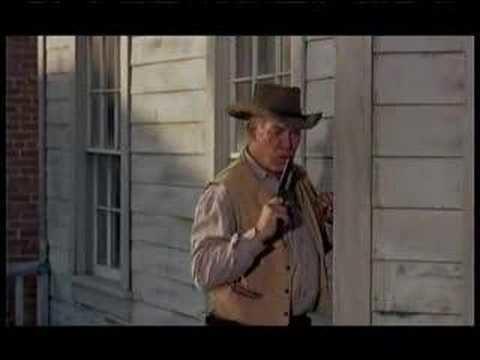 Alias Jesse James Alias Jesse James shootout scene YouTube