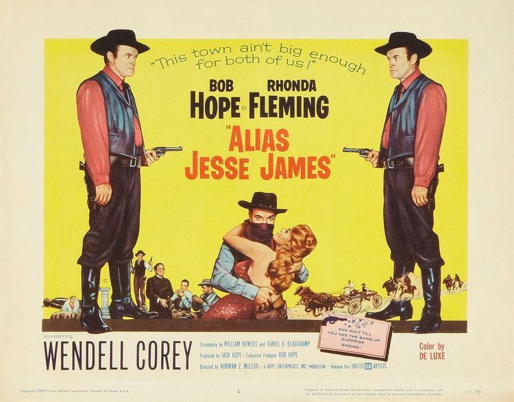 Alias Jesse James Alias Jesse James