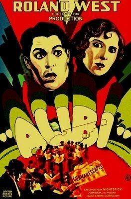 Alibi (1929 film) Alibi 1929 She Blogged By Night