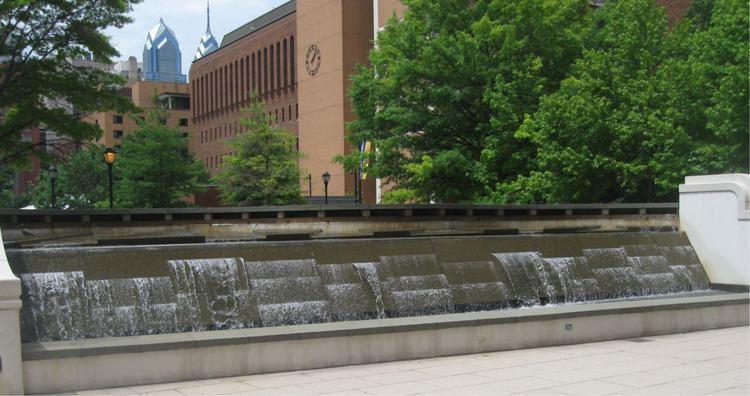 Alice Adams (artist) Philadelphia Public Art Tour Jefferson Campus