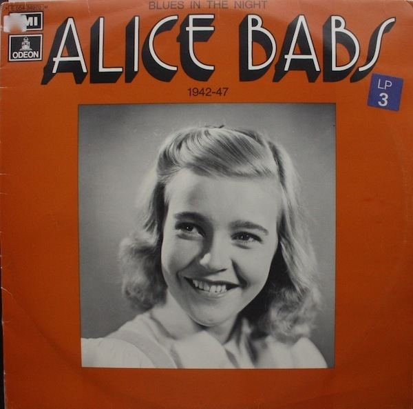 Alice Babs Alice Babs Records LPs Vinyl and CDs MusicStack
