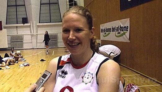 Alice Blom Stiinta Bacau Volei Feminin Sport Bacau