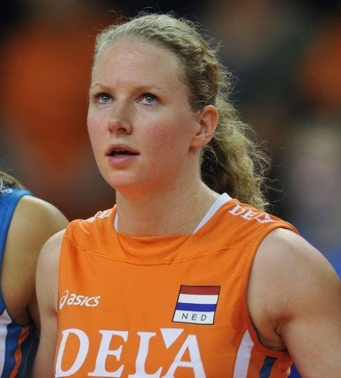 Alice Blom Alice Blom denkt na over rentree Volleybalkrant