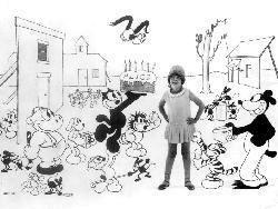 Alice Comedies Sandcastle VI Disneys Animated Classics Alice Comedies