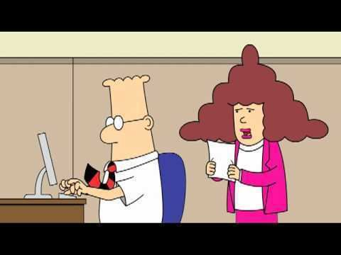 Alice (Dilbert) Dilbert Alice39s Proposal and Budget Blunder YouTube