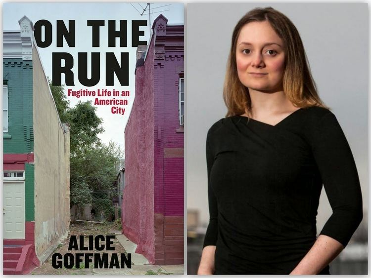 Alice Goffman Alice Goffman Race and Ethnicity
