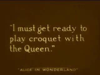 Alice in Wonderland (1915 film) Alice in Wonderland 1915 film Wikipedia