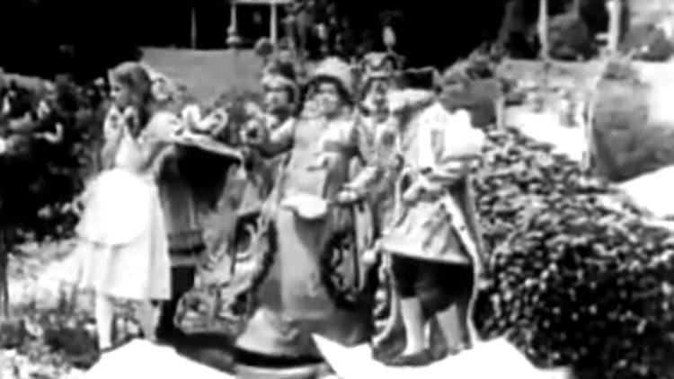 Alice in Wonderland (1915 film) Alice in Wonderland 1915 Silent Film Music by Alex Riggens Rabbit