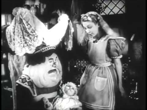 Alice in Wonderland (1933 film) Alice in Wonderland 1933 Trailer YouTube