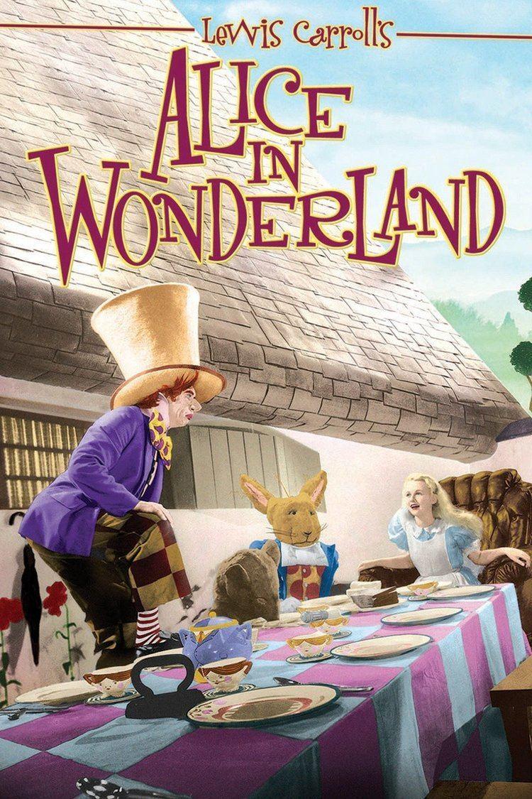 Alice in Wonderland (1933 film) wwwgstaticcomtvthumbmovieposters5910p5910p