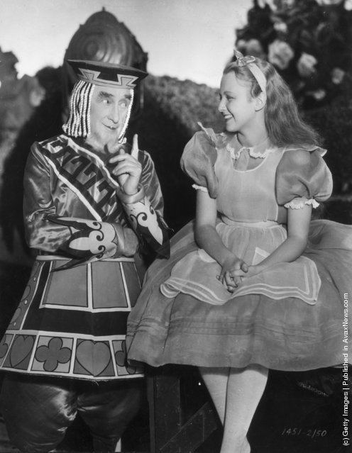 Alice in Wonderland (1933 film) Alice in Wonderland 1915 and Alice in Wonderland 1933