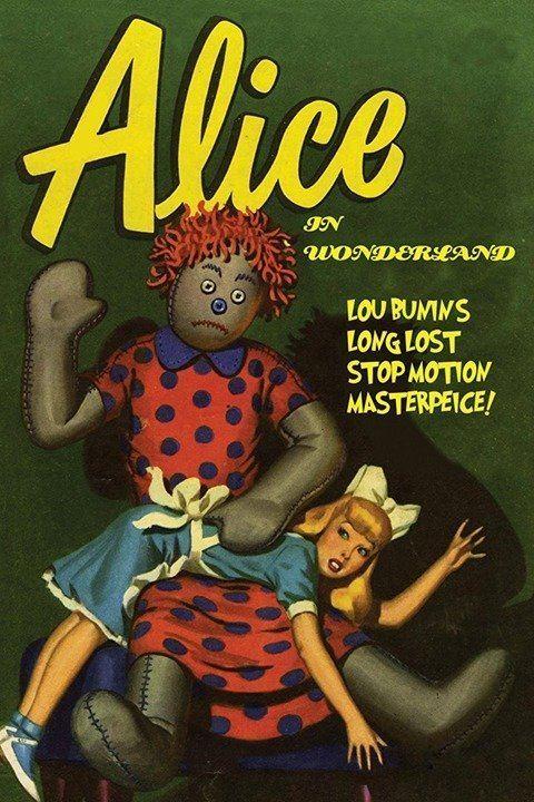 Alice in Wonderland (1949 film) wwwgstaticcomtvthumbmovieposters48605p48605