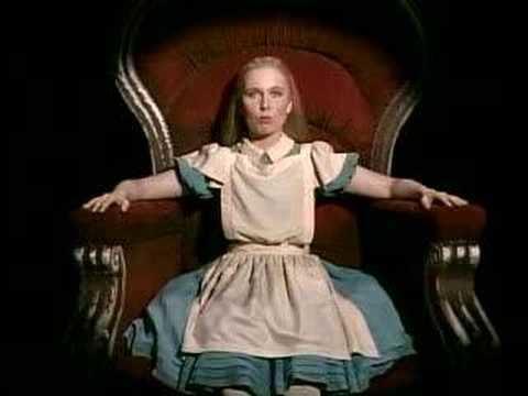 Alice in Wonderland (1983 film) Alice In Wonderland 1983 Jabberwocky YouTube