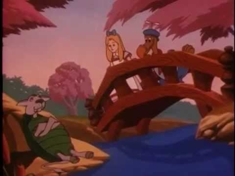 Alice in Wonderland (1988 film) Alice in Wonderland 1988 YouTube