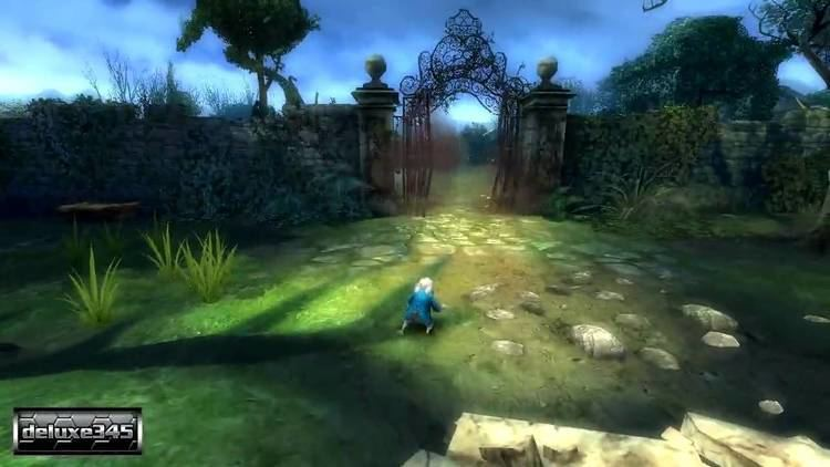 Alice in Wonderland (2010 video game) Alice in Wonderland Videogame 2010 Gameplay PC HD YouTube