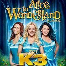 Alice in Wonderland (K3 album) httpsuploadwikimediaorgwikipediaenthumb4
